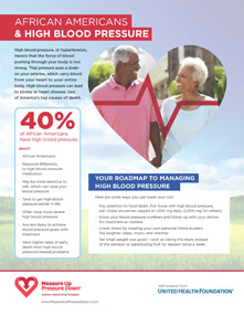 African American & High Blood Pressure Fact Sheet